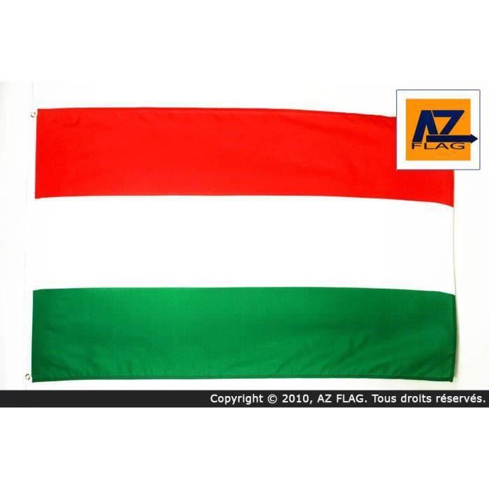 Drapeau hongrie 90x60cm hongrois haute qualit prix for Haute hongrie