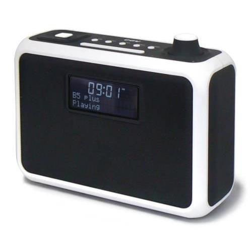 Radio num rique terrestre fm rnt cgv dr5r radio cd for Radio numerique portable