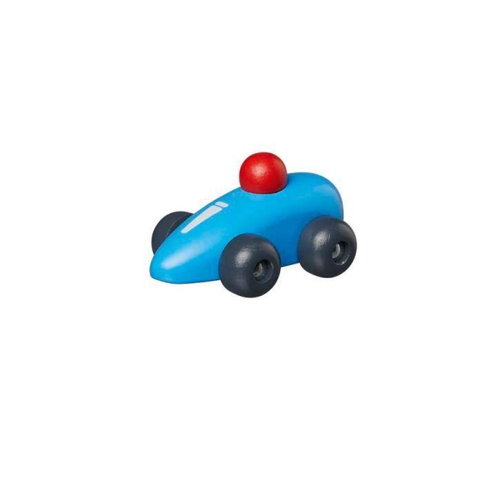 voiture de course bleue achat vente voiture camion cdiscount. Black Bedroom Furniture Sets. Home Design Ideas