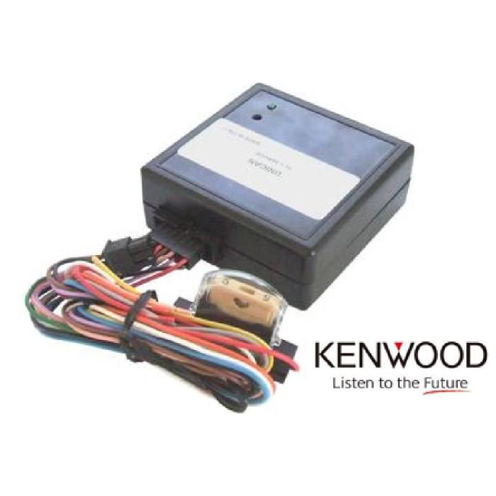 caw canun2 interface commande au volant jvc kenwood achat vente installation autoradio caw. Black Bedroom Furniture Sets. Home Design Ideas
