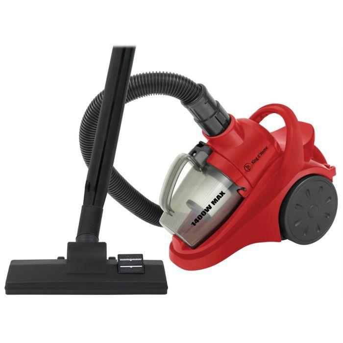 King d 39 home kd 0702 achat vente aspirateur traineau for Housse aspirateur