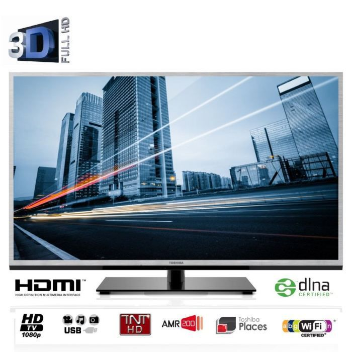 Toshiba 40ta933 tv led 3d active achat vente toshiba 40ta933 cdiscount - Cdiscount television led ...