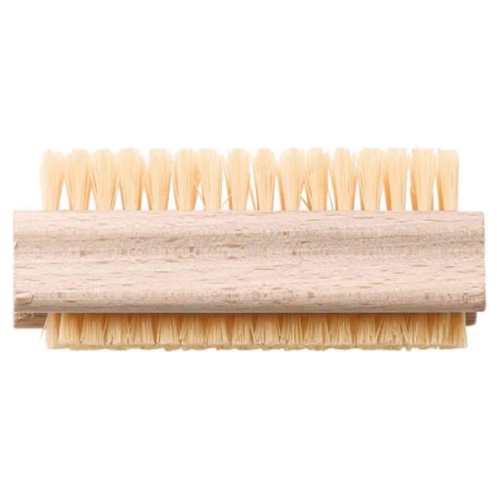 brosse a ongles en bois achat vente brosse a ongles. Black Bedroom Furniture Sets. Home Design Ideas