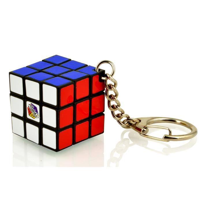 rubik 39 s cube porte cl s 3x3 achat vente casse t te. Black Bedroom Furniture Sets. Home Design Ideas