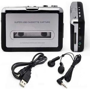 PLATINE CD Cassette Converter bande de USB super cassette à M