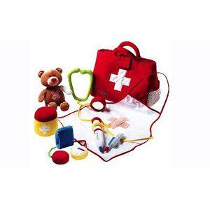 malette de docteur pour enfants achat vente jeux et jouets pas chers. Black Bedroom Furniture Sets. Home Design Ideas