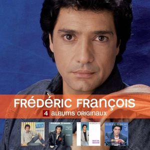 CD VARIÉTÉ FRANÇAISE 4 albums originaux by Frédéric François (CD)