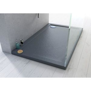 receveur de douche 70x100 achat vente receveur de douche 70x100 pas cher cdiscount. Black Bedroom Furniture Sets. Home Design Ideas