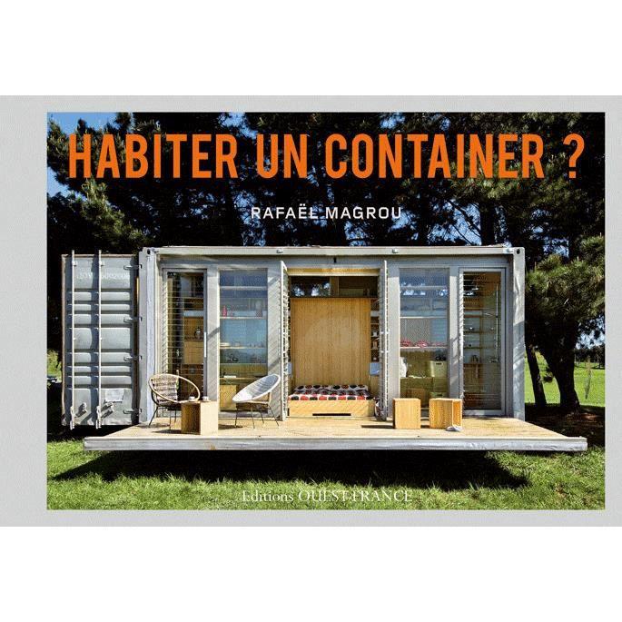 habiter un container achat vente livre rafa l magrou