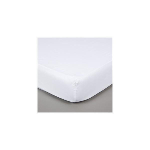 prot ge matelas molleton imperm able forme drap housse dimensions 80 x 200 achat vente. Black Bedroom Furniture Sets. Home Design Ideas
