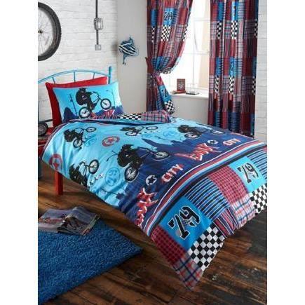 Bmx parure de lit achat vente parure de couette cdiscount - Cdiscount parure de lit ...
