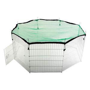 enclos pour lapin achat vente enclos pour lapin pas cher cdiscount. Black Bedroom Furniture Sets. Home Design Ideas