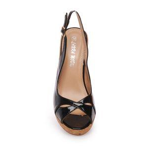 Chaussure A Talon Noir Pas Cher