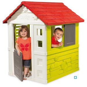 Maison enfant achat vente pas cher cdiscount for Maison moderne feber