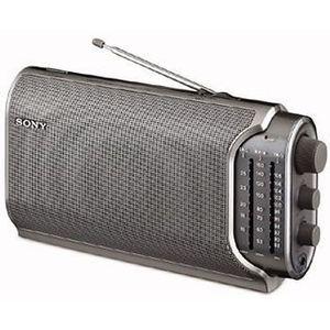 Radio FM SONY ICF704L GRIS