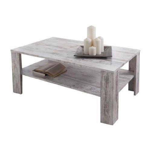 Presto mobilia 11770 carla 82 table basse 100 x 60 x 44 cm for Table basse 60 cm
