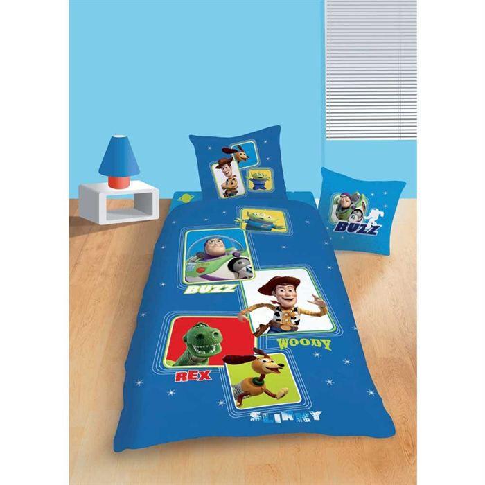 parure de lit toy story trouvez le meilleur prix sur voir avant d 39 acheter. Black Bedroom Furniture Sets. Home Design Ideas