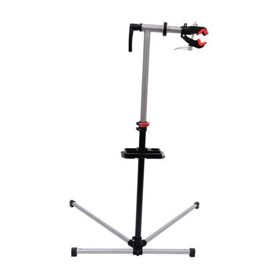 Pied d 39 atelier v lo r paration support stand d 39 ate prix - Support velo atelier ...