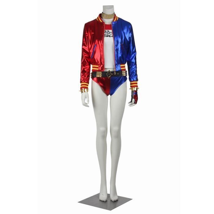 Costume Harley Quinn Pas Cher
