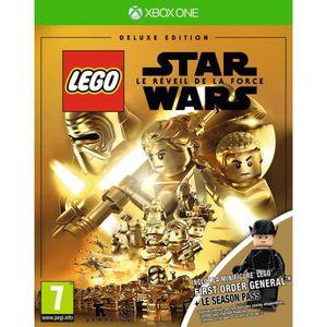 JEUX XBOX ONE LEGO Star Wars : Le Réveil de la Force - Deluxe Ed