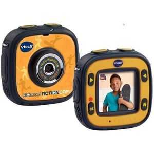 VTECH Kidizoom Action Cam - Caméra miniature enfant + Accessoires