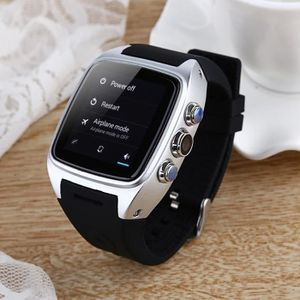 MONTRE CONNECTÉE ORDRO SW16 Android 4.4 3G Smartwatch Phone MTK6572