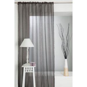 voilages galons fronceurs achat vente voilages galons. Black Bedroom Furniture Sets. Home Design Ideas
