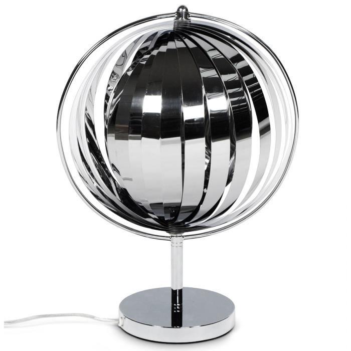 Stunning  POSER Lampe de table à poser 'LUN - Cadeaux de Noël Cdiscount 700 x 700 · 46 kB · jpeg