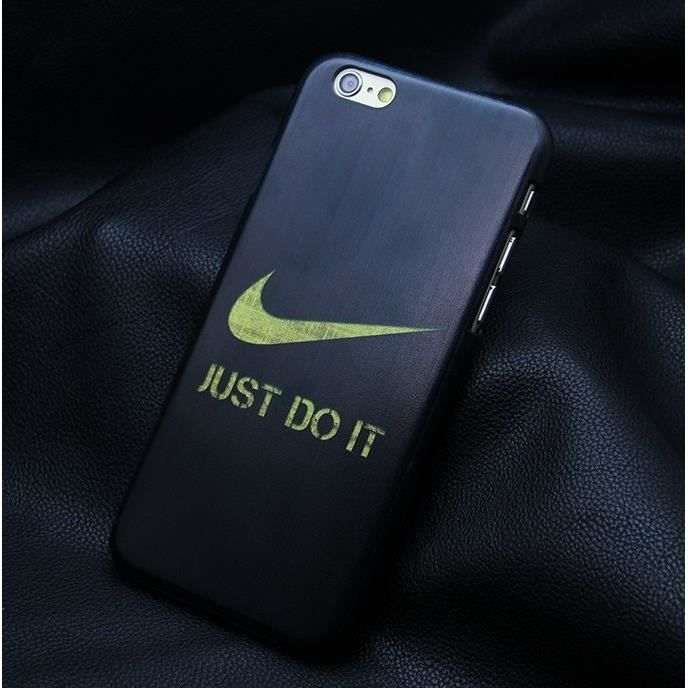 Coque Iphone  Nike Just Do It