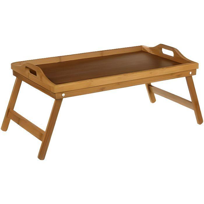 table pour petit dejeuner au lit achat vente table pour petit dejeuner au lit pas cher les. Black Bedroom Furniture Sets. Home Design Ideas