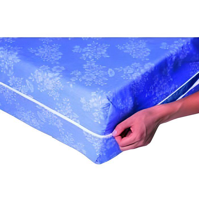 housse de matelas int grale dimensions 90 x achat vente prot ge matelas cdiscount. Black Bedroom Furniture Sets. Home Design Ideas