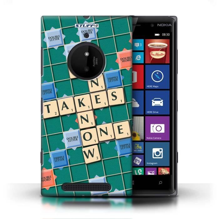 coque de stuff4 coque pour nokia lumia 830 conna tre. Black Bedroom Furniture Sets. Home Design Ideas