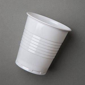 nupik 5570 lot de gobelets en plastique pour machine caf blanc achat vente verre jetable. Black Bedroom Furniture Sets. Home Design Ideas