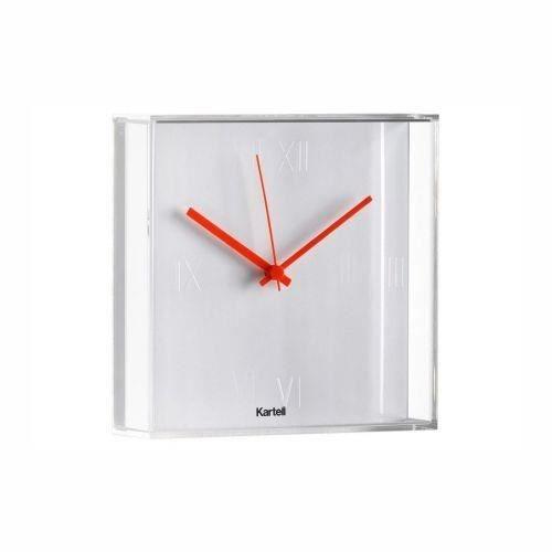 Kartell tic tac horloge murale achat vente horloge - Horloge murale led bleue ...