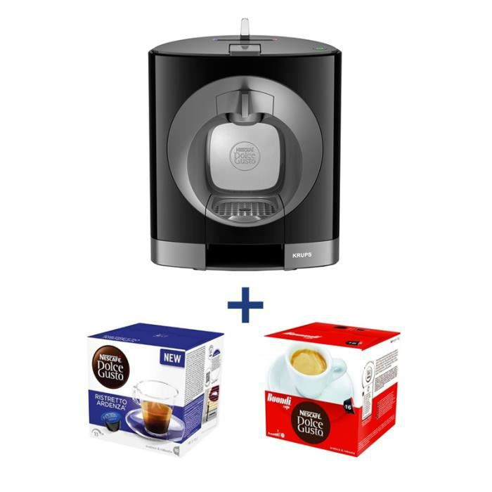 dolce gusto oblo how to use