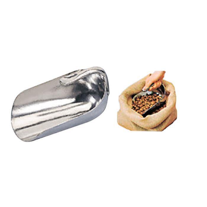 Main aluminium poignee retournee de 30cm cuisine - Ustensile de cuisine maryse ...