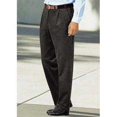 pantalon velours c tel gris gris achat vente pantalon. Black Bedroom Furniture Sets. Home Design Ideas