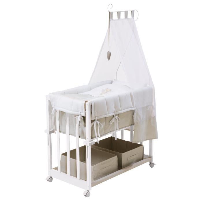 Lit babysitter 4 en 1 heartbreaker achat vente berceau et support 4005317 - Cdiscount berceau bebe ...