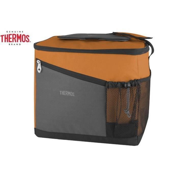 thermos sac isotherme essentials orange 27 l achat. Black Bedroom Furniture Sets. Home Design Ideas
