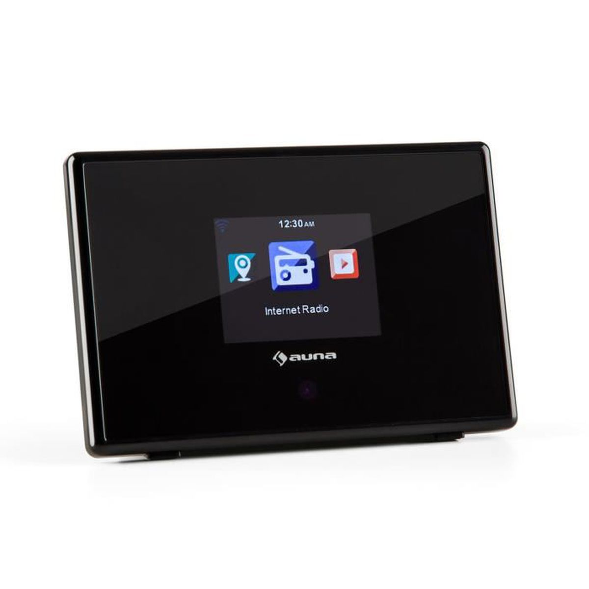 Auna iadapt 240 tuner radio internet pour streaming sans for Radio parlamento streaming