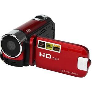 CAMÉSCOPE NUMÉRIQUE HD 1080P 16M 16X Zoom numérique Vidéo Caméscope DV