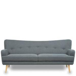 canape design scandinave pas cher. Black Bedroom Furniture Sets. Home Design Ideas