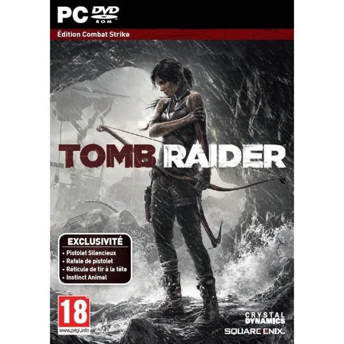 <b>Tomb</b> <b>Raider</b> 1: Amazon.fr: <b>Jeux</b> vidéo