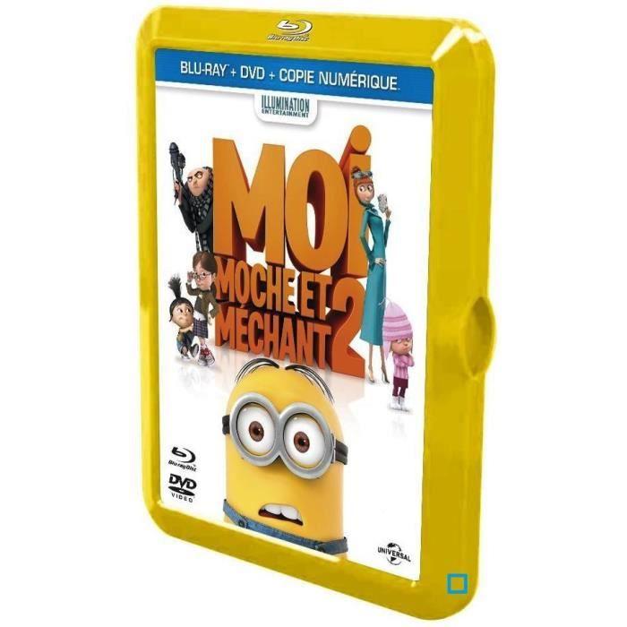 BLU-RAY DESSIN ANIMÉ Blu-Ray Moi, moche et mechant 2