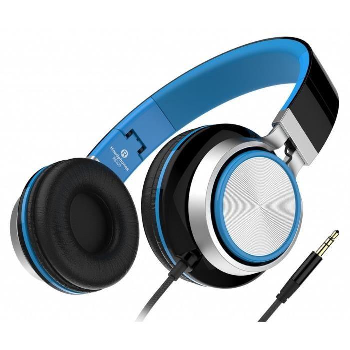 casque st r o nouvelle g n ration casque audio supra auriculaires anti bruit l ger et. Black Bedroom Furniture Sets. Home Design Ideas