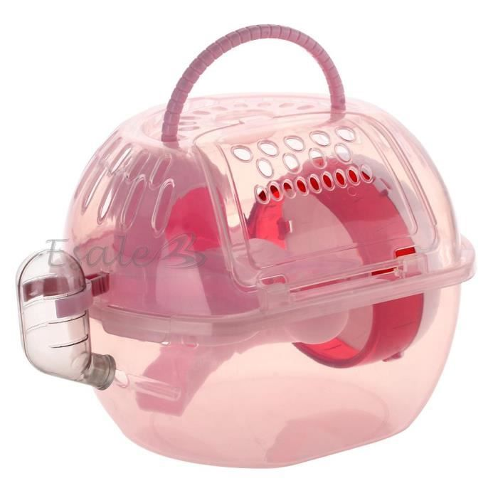 cage ma son roue exercice en plastique jouet pour hamster chinchilla rongeur achat vente. Black Bedroom Furniture Sets. Home Design Ideas