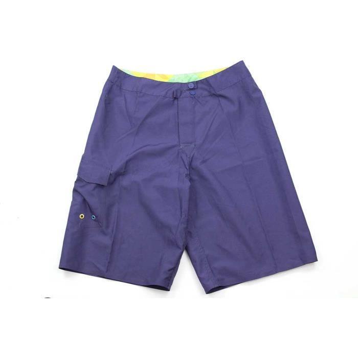 maillot de bain quiksilver concorde violet achat vente maillot de bain cdiscount. Black Bedroom Furniture Sets. Home Design Ideas