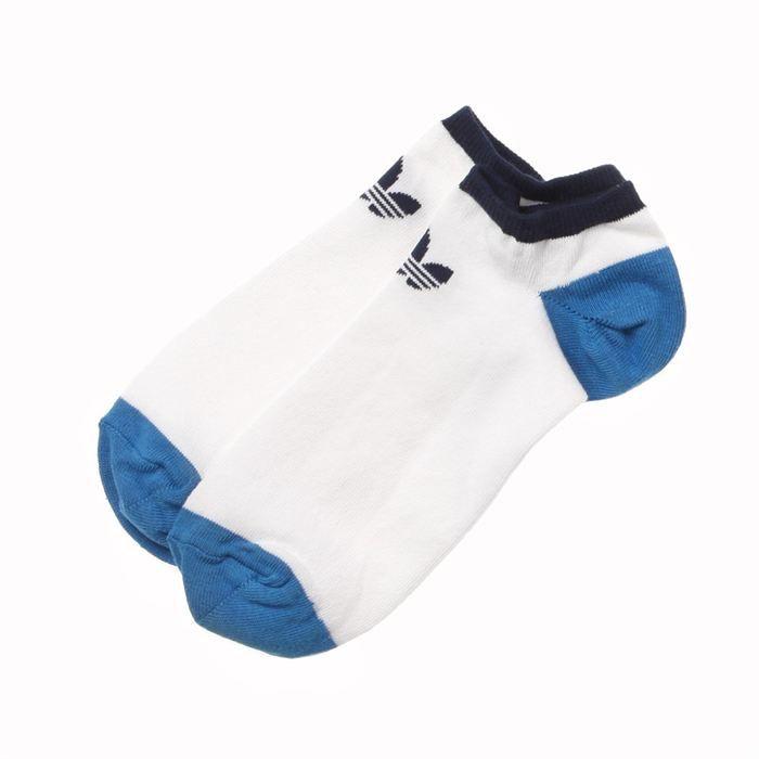adidas socquettes socks cb homme blanc et bleu achat vente chaussette gu tre adidas. Black Bedroom Furniture Sets. Home Design Ideas