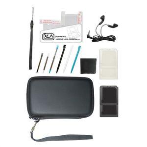 PACK ACCESSOIRE Pack d'Accessoires 18 en 1 Noir 3DS