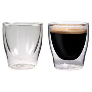 verre cafe double paroi achat vente verre cafe double paroi pas cher cdiscount. Black Bedroom Furniture Sets. Home Design Ideas